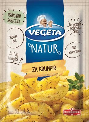 Vegeta Natur za krumpir